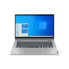 LENOVO FLEX5-14ALC05-82HU0083TA NOTEBOOK  AMD RYZEN 7 5700U/RAM 8 GB(ONBOARD)/SSD 512 GB NVMe M.2 SSD/14 FHD IPS TOUCH/INTEGRATED/WINDOWS10/OFFICE HOME & STUDENT2019/GREY/LENOVO_DIGITAL_PEN