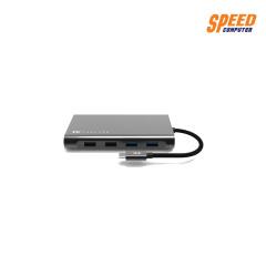 FEELTEK MEGA-DOCK 11 IN 1 USB-C HUB GRAY 2Y