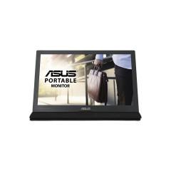 ASUS MONITOR MB169C PLUS 15.6 IPS 8.5MM  FULL HD TYPE-C FLICKER FREE BLUE LIGHT USB-C HDMI SMART CASE 3YEAR