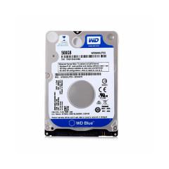 WD HARDDISK NOTEBOOK WD5000LPCX INTERNAL BLUE 500GB/5400RPM SATA 16MB 2.5INC 3Y