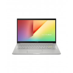 ASUS S413EA-EB159TS NOTEBOOK Intel I7-1165G7/DDR4 8G[ON BD.]/512G PCIE G3/Iris Xe iGPU/AIPT/FHD vIPS/Backlit KB/Win 10/Office H&S/Backpack/TRANSPARENT SILVER