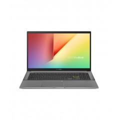 ASUS S533EA-BQ049TS NOTEBOOK Intel i5-1135G7/DDR4 8G[ON BD.]/512G PCIE G3/Iris Xe iGPU/FHD IPS/Backlit KB/Win10/office H&S/Backpack/INDIE BLACK