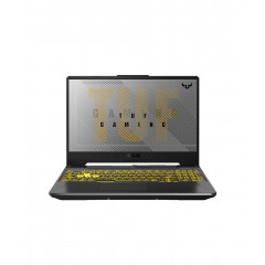 ASUS FA506II-HN162TS-TUF NOTEBOOK R5-4600H/DDR4 3200 8GB/512G PCIE/GTX1650TI DDR6 4G/Win10/MCAFEE 1YR/Office H&S/144Hz/RGB KB/backpack outside/Fortress Gray