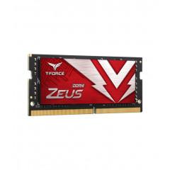 TEAM T-FORCE RAM NOTEBOOK ZEUS 32GB BUS3200 32*1 CL : 22-22-22-52 1.2