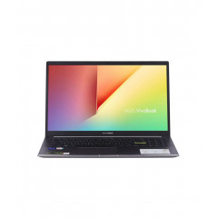 ASUS S533EA-BN502TS NOTEBOOK Intel i5-1135G7/DDR4 8G[ON BD.]/512G PCIE G3/Iris Xe iGPU/FHD IPS/Backlit KB/Win10/office H&S/INDIE BLACK/2yrs carry in + Perfect warranty