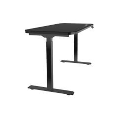ERGOPIXEL TABLE GD0003A 170 x 75 CM/Dual motor/Stroke : 49cm (71-121cm)2%/Loading Capacity: 100kg / 220lbs/Length: 1200-1800mm/Width: 600-800mm/3 Memory With USB QC 3.0/BLACK/BACK-N 5Y