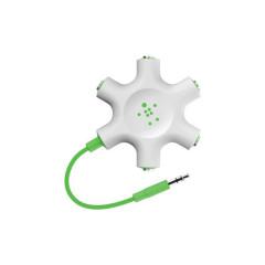 Belkin Rockstar Hub Multi Headphone Splitter 2Y
