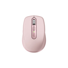 LOGITECH MX ANYWHERE 3 MOUSE WIRELESS ROSE BLUETOOTH 6 Buttons 1000 DPI // 1Y