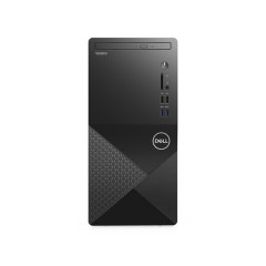 DELL PC W26818204THHS_V3888_BK_W Intel i3-10100/4GB DDR4, 2666MHz/HDD 1TB 7200RPM/Intel HD Graphics/WIN10 Home+Office H&S 2019/USB Keyboard+Mouse/Black 3Yrs.