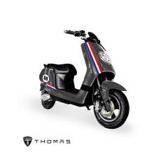THOMAS_CRYSTAL_BIKE_GRAY  MOTOR 1000W BATTERY 60V 20AH 60KM./H MAX DISTANCE 60-80KM./H TIME 2-3 HOURS LITHIUM MANGANATE/Warranty Motor3Yrs Battery2Yrs Electrical1Yr
