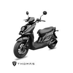 THOMAS DIAMOND BIKE BLACK MOTOR 2000W/BATTERY 72V 30AH/MAX SPEED 60-80KM per Charge/CHARGING TIME 2-3 HOURS/Litium Manganate/Warranty Motor3Yrs Battery2Yrs Electrical1Yr