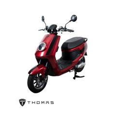 THOMAS_CHARMING_BIKE_RED Motor 1000W/Battery 60V 20AH/Max Speed 65 KM per HRs/ 60-80KM per Charge/Litium Manganate/Warranty Motor3Yrs Battery2Yrs Electrical1Yr