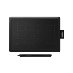 WACOM MOUSE PEN SMALL CTL 472/KO-CX Creative Pen Tablet Small Weight Tablet: 250g Pen: 9g  Color  Front - Black Back - Red 1Y