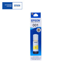 EPSON T03Y400-YELLOW INK TANK  FOR L4150,L4160,L6160,6170,6190  6000แผ่น