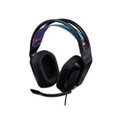LOGITECH GAMING G335 WIRED HEADSET 100 Hz - 10000 Hz 3.5 mm audio jack BLACK 2Y