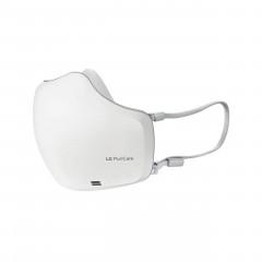 LG WEARABLE AIR PURIFIER AP551AWFA WHITE GEN2 H13 CLASS (2แผ่น)(99.95%) เซ็นเซอร์การหายใจ แบตเตอร์รี่8ชม VOICE ON BLUETOOTH