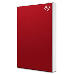 SEAGATE HARDDISK EXTERNAL STKY2000403 2.5 RED ONE TOUCH WITH PASSWORD PROTECTION BACK UP ข้อมูลผ่านโปรแกรม SEAGATE TOOLKIT 3YEAR