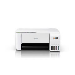 EPSON PRINTER L3256 WHITE ALL-IN-ONE TANK WIFI (แทน L3150) 2YEAR