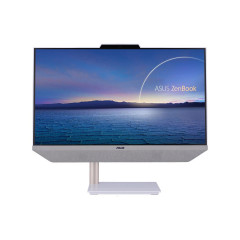 ASUS_M5401WUAT-WA003TS AIO AMD R7-5700U/DDR4 16GB/512GB+512GB M.2 NVMe PCIe 3.0 SSD/Radeon/23.8 FHD sRGB: 100% (Touch Panel)/Wi-Fi 5/WIN10+office h&s/Wireless silver white keyboard+Mouse/3Yrs OSS