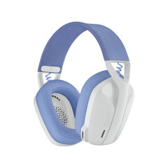 LOGITECH GAMING HEADSET G435 WHITE USB LIGHTSPEED/BLUETOOTH/PC/Mac/PlayStation4/PlayStation5/USB 2.0 2Yrs