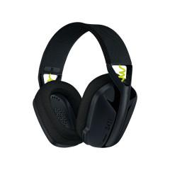 LOGITECH GAMING HEADSET G435 BLACK USB LIGHTSPEED/BLUETOOTH/PC/Mac/PlayStation4/PlayStation5/USB 2.0 2Yrs