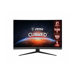 MSI MONITOR OPTIX G27C7 27VA CURVED 1920X1080 1MS 165Hz AMD SRGB118% 1500R FREESYNC HDMI DPPORT AUDIO OUT 3YEAR