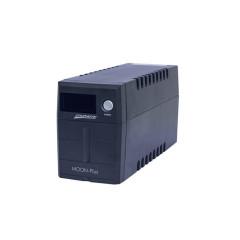 CHUPHOTIC MOOM PLUS MO1000P 1000VA 480WATT MICROPROCESSOR  LCD HIGH RATE 12V/7.5 Ah 2YEAR ONSITE