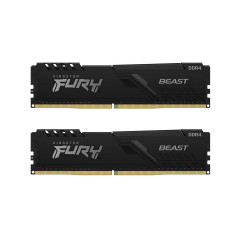 KINGSTON FURY RAM PC KF426C16BBK2/16 16GB BUS2666 DDR4 8*2/LT