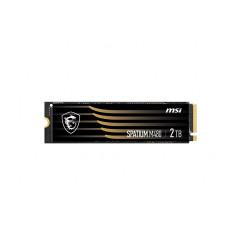MSI SSD SPATIUM M480 1TB M.2 PCIE4.0 READ7000/WRITE5500/5Y