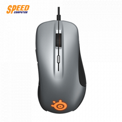 STEELSERIES RIVAL 300 MOUSE SILVER