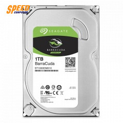 SEAGATE HARDDISK PC BARACUDA INTERNAL 1.0TB SPEED 7200RPM BARACUDA 3.5INC  64MB SATA6GB/S