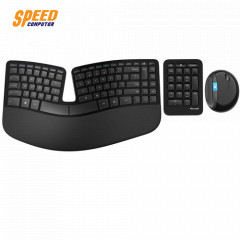 MICROSOFT L5V 00026 KEYBOARD MOUSE SCULPT ERGONOMIC DESKTOP MSHW