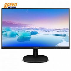 PHILIPS 243V7QDAB/00 MONITOR 23.8 INCH IPS SLIM FULL HD 1920X1080 VGA/ANALOG/HDMI BLACK