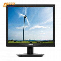 PHILIPS LED 17S4LSB MONITOR 17 INCH 5:4,1280X1024,CONTRAST 25000:1,BR 250