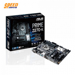 ASUS MAINBOARD PRIME Z270-K LGA1151,INTEL Z270 PCIE 3.0 DDR4 M.2 RAID SUPPORT HDMI,DVI,D-SUB USB3.1