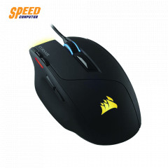 CORSAIR GAMING MOUSE SABRE RGB OPTICAL SENSOR 50 - 10,000 DPI