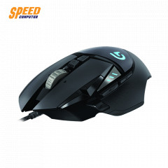 LOGITECH GAMING MOUSE G502 PROTEUS SPECTRUM RGB OPTICAL SENSOR 200-12000 DPI