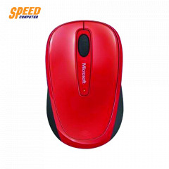 MICROSOFT GMF 00215 MOUSE WIRELESS MOBILE 3500 BLUETRACK FLAME RED MSHW