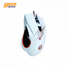 NEOLUTION E-SPORT MONSTER MOUSE WHITE/ORANGE
