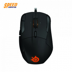 STEELSERIES MOUSE RIVAL 500 RGB MOBA/MMO OPTICAL SENSOR 16000 DPI