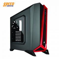 CASE CORSAIR  SPEC-ALPHA BLACK-RED