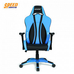 AKRACING PREMIUM PLUS SERIES GAMING CHAIR BLACK BLUE