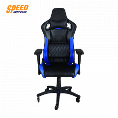 CORSAIR GAMING T1 RACE GAMING CHAIR BLACK BLUE