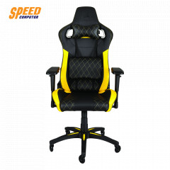 CORSAIR GAMING T1 RACE GAMING CHAIR BLACK YELLOW