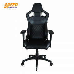 CORSAIR GAMING T1 RACE GAMING CHAIR BLACK BLACK