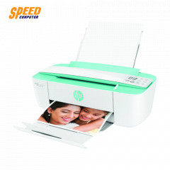 HP 3776 PRINTER  ALL-IN-ONE PRINT/SCAN/COPY /Wireless (T8W39B), print (19/15),scan(600dpi)/ 1 YEAR-ONSITE /COLOR GREEN ( 680BK+680CL)