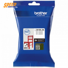 BROTHER LC-3619XLBK INK BLACK ใช้กับรุ่น MFC-J2330DW,J2730DW,J3530DW,J3930DW (3000แผ่น)
