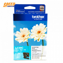 BROTHER LC-39C INK  (CYAN)