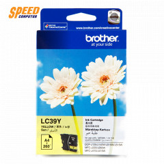 BROTHER LC-39Y INK  (YELLOW)