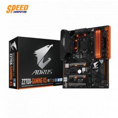 GIGABYTE MAINBOARD Z270X GAMING K5 LGA1151 DDR4